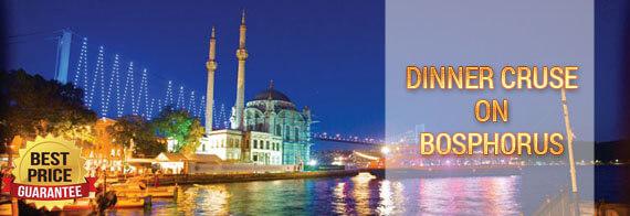 Dinner Cruise on Bosphorus
