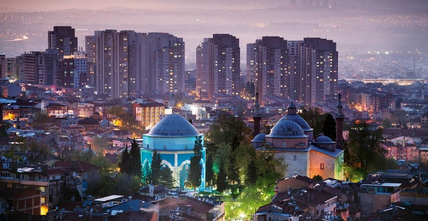 6 Days Istanbul Package Tours Included Sahaba Tombs