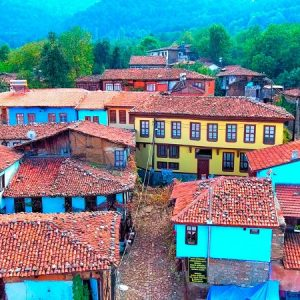 Bursa Ottoman Village and Waterfall Tour