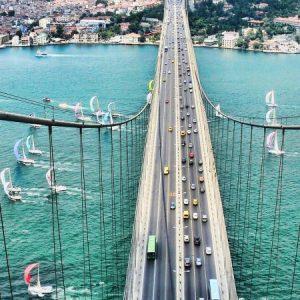 2-Day Istanbul Seven Hills & Bosphorus Cruise and Bursa Tours