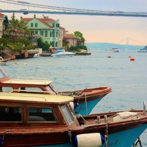 Bosphorus Lunch Cruise and Bursa Tours