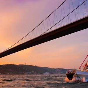 Bosphorus Cruise & Two Continents Istanbul Tour